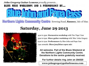 Ramsey blues workshops